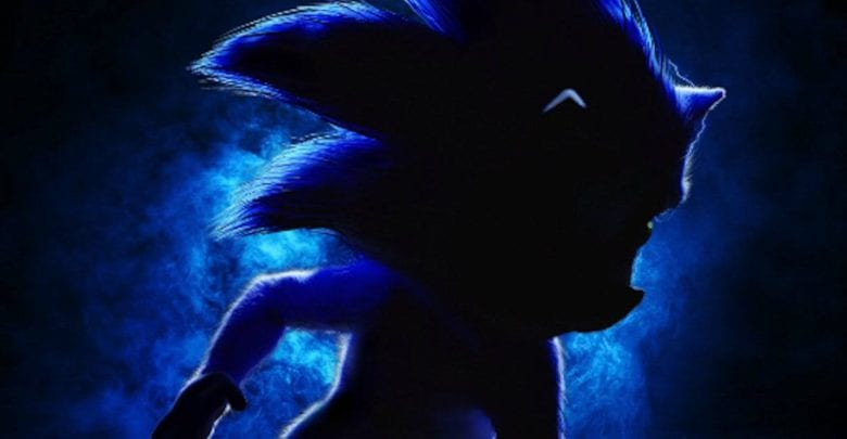 Here S A First Look At Sonic The Hedgehog S Movie Poster