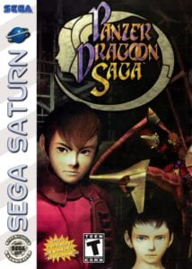 Panzer Dragoon Saga Playthrough @ Twitch