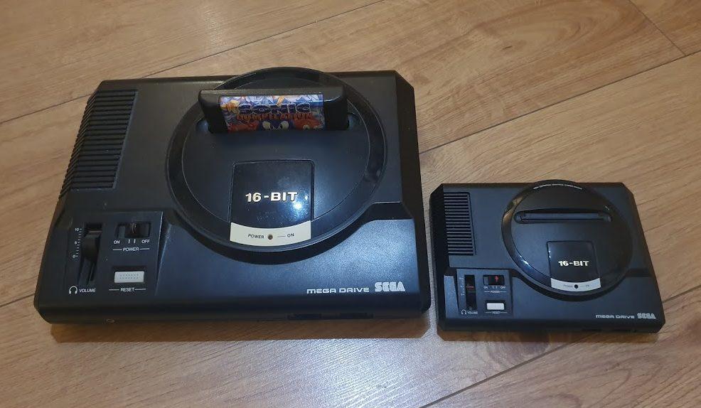 Mega Drive OG vs Mega Drive Mini