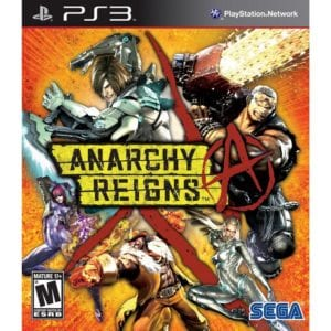 Anarchy Reigns - Thursday Night Throwdown
