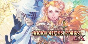 Code of Princess EX with TJ