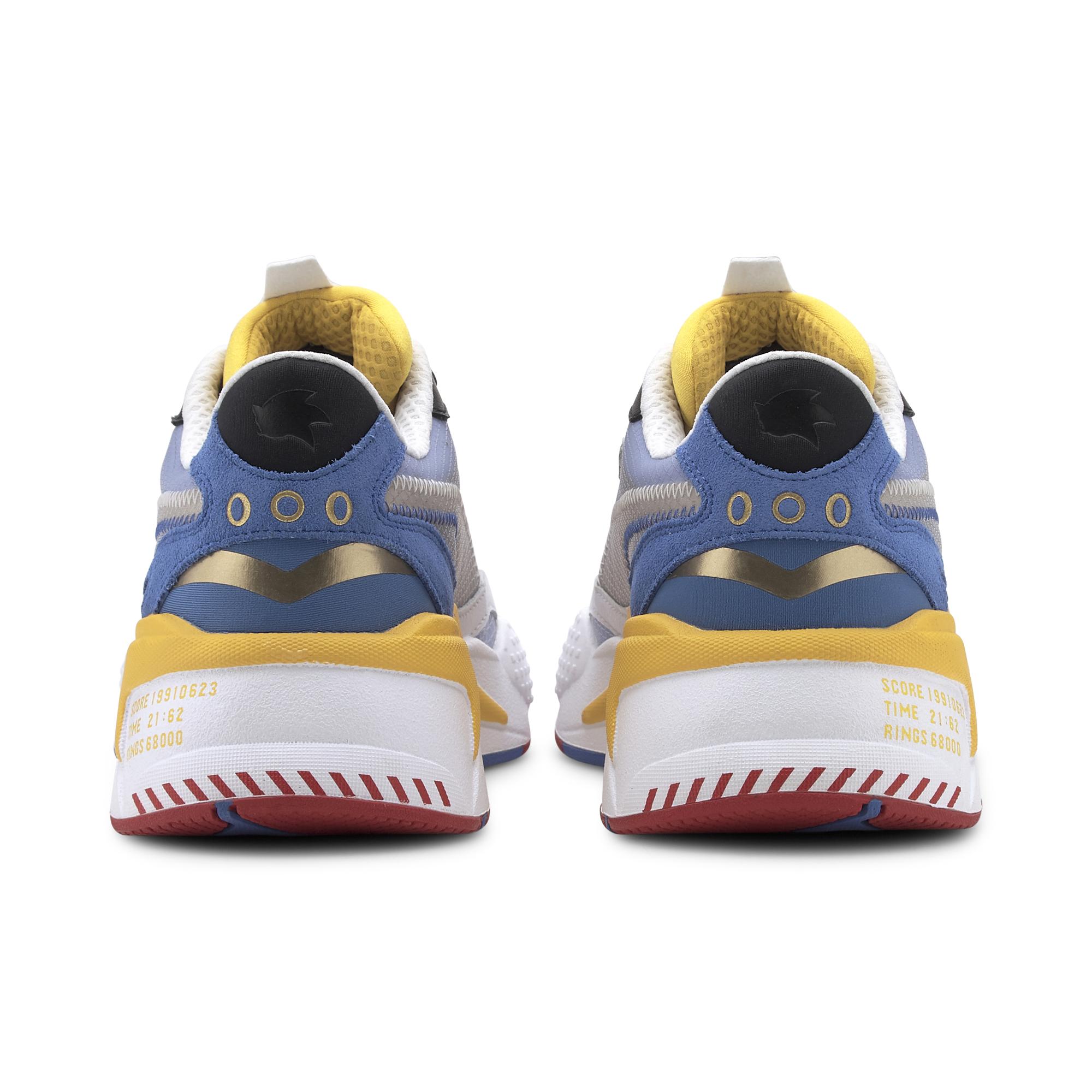 Puma Reveals Sonic Movie Tie In Shoes Merchandise