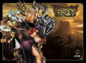 Dragon's Crown with TJ