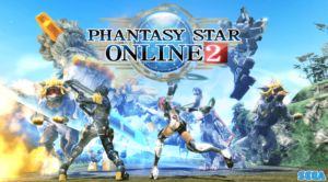 Phantasy Star Online 2 with the Mega Visions Crew